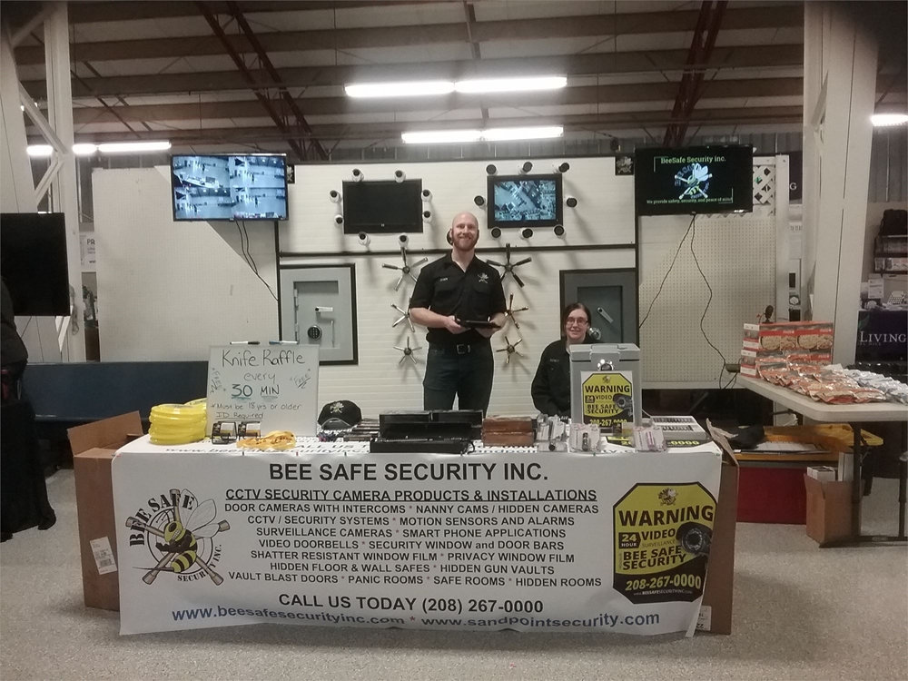 Join us for our Third Annual Preparedness Expo.  Bee Safe Security is one of many vendors who will be available this year.