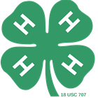 4-H Ice Cream Social & Awards Ceremony - 4:00 PM (Approx)
