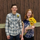 Fair Royalty King & Queen Crowning Ceremony - 2:00 - 2:30 PM