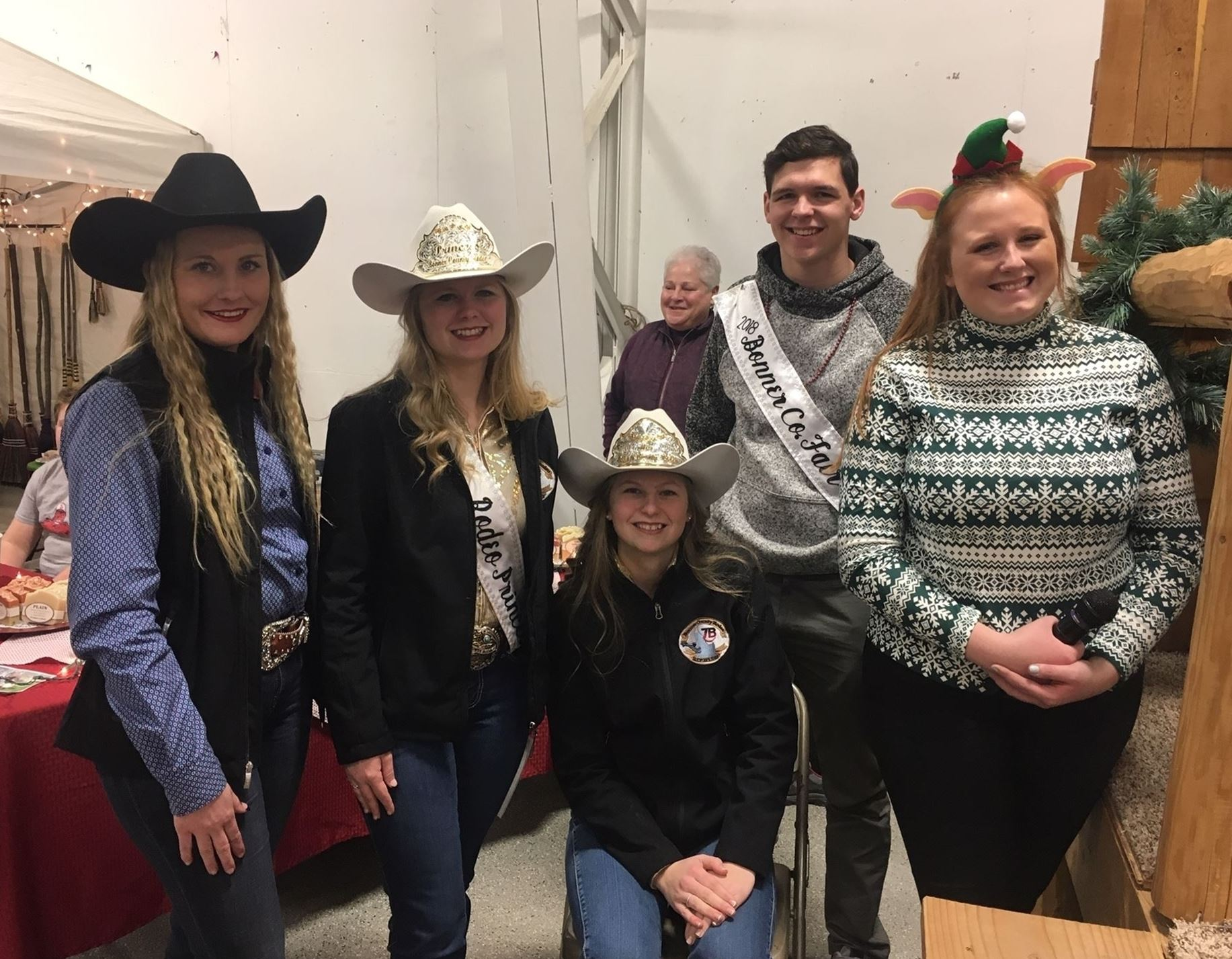Bonner County Fair Amp Rodeo Royalty