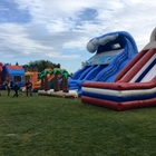 Inflatable Fun Zone - 11 AM - 7 PM