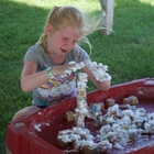 """""""Messy Mania"""" Kid's Activity Area Open - 11 AM - 6 PM"""