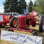 Antique Tractor Building Open - 11 AM - 6 PM