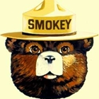 Smokey Bear Roaming - 1:00 - 3:00 PM