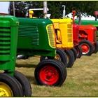 Antique Tractors Judging - 10:00 AM