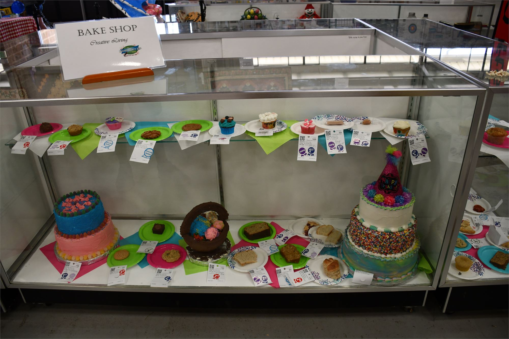 Call for Artists! Boulder County Fair!  $5 for 8 entries. It's a great event to ... 11