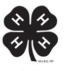4-H logo for Shooting Sports