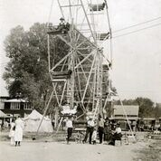 Antique Ferris Wheel