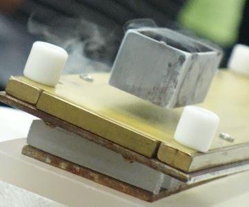 NIST Cube demonstration