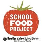 Sponsor School Food Project logo