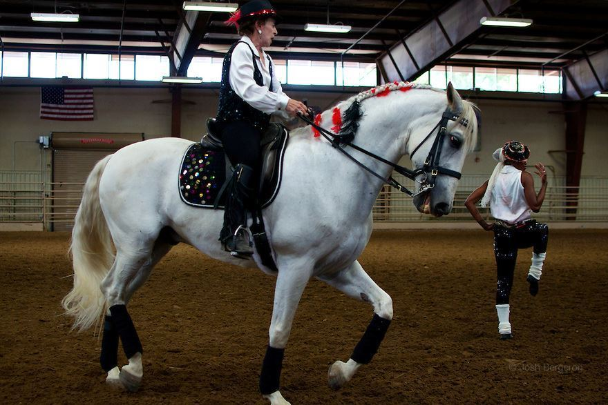 Ballet on Horseback Wednesday 8/7