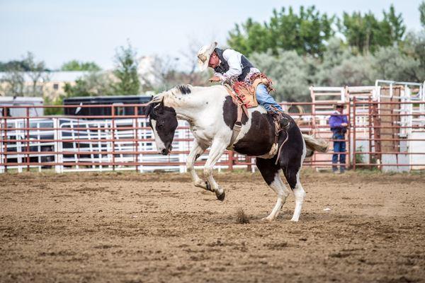 CPRA Rodeo Sunday 8/4