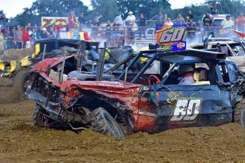 Demolition Derby Saturday 8/10