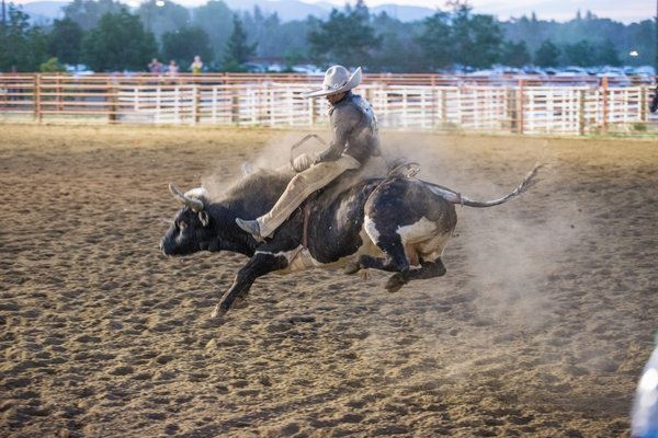 Mexican Rodeo Saturday 8/3