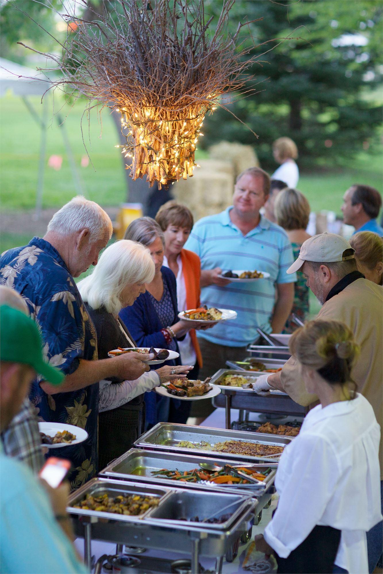Farm to Table Dinner Monday 8/5