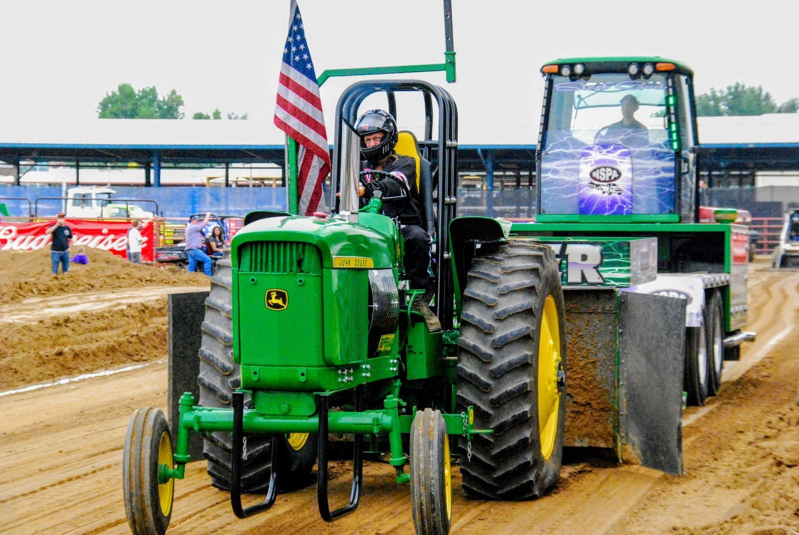 NSPA Truck & Tractor Pull Sunday 8/11