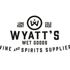 Wyatt's Wet Goods logo