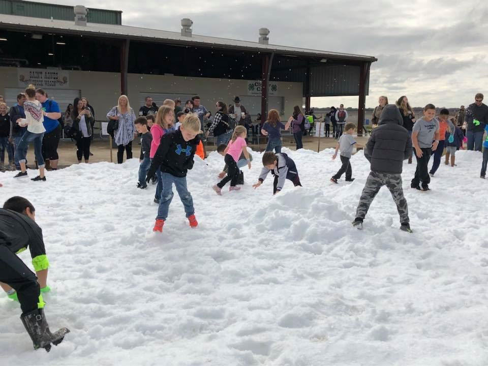 Snow Play Areas