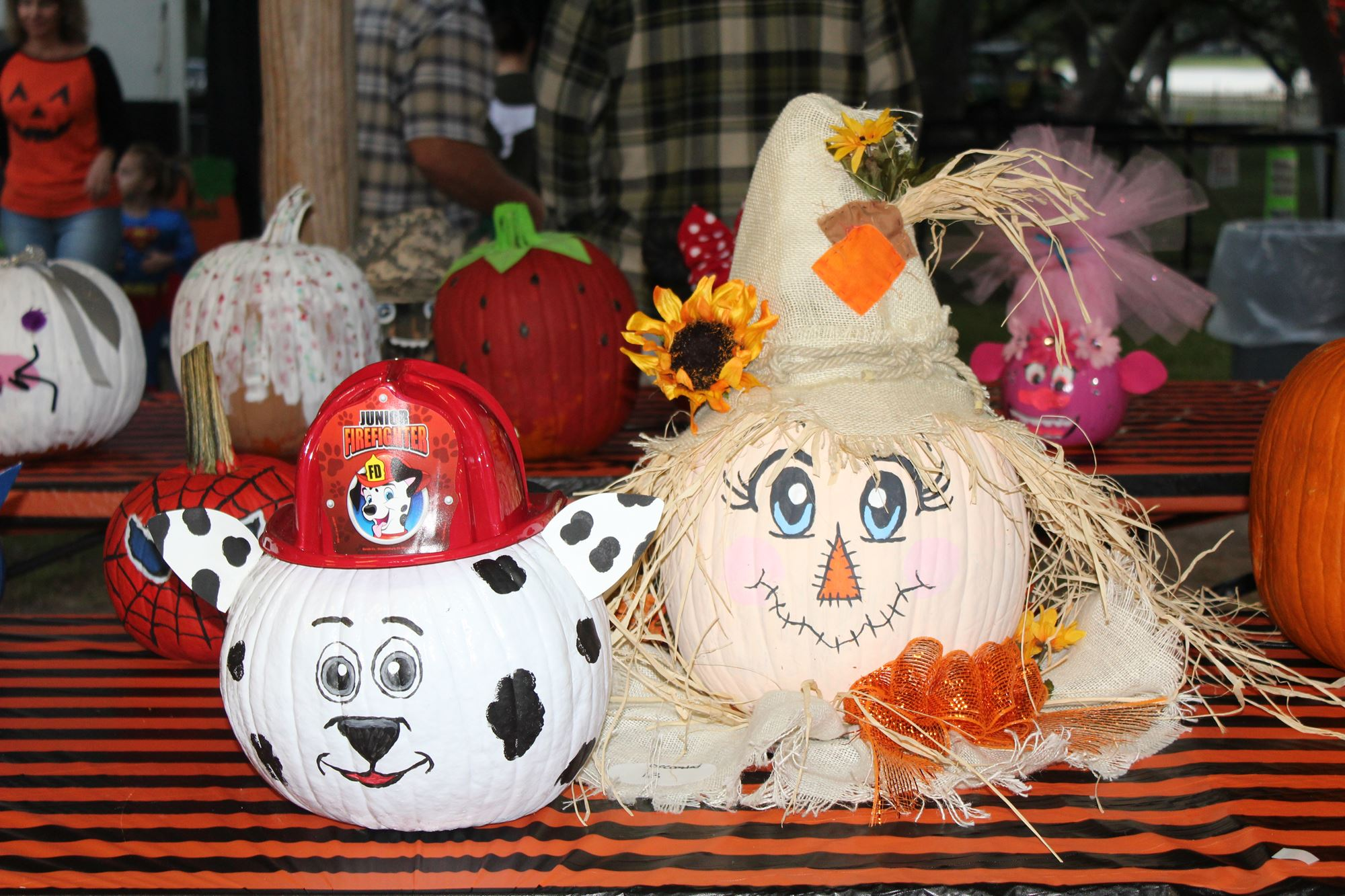 Carved/Decorated Pumpkin Contest