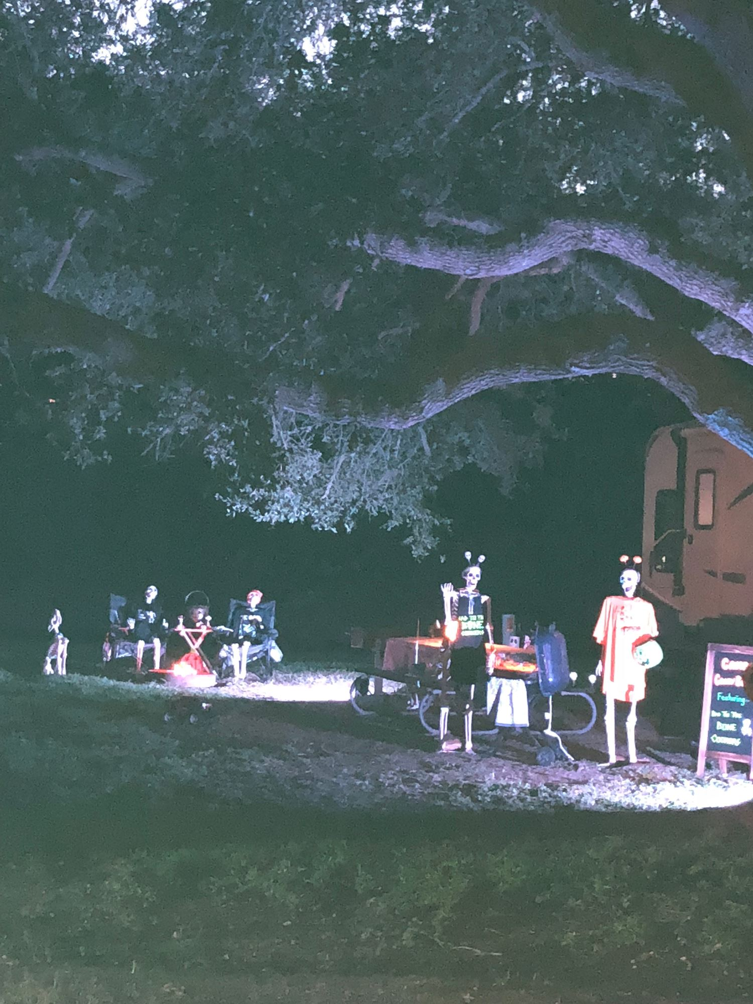 Best Decorated Campsite/Cabin