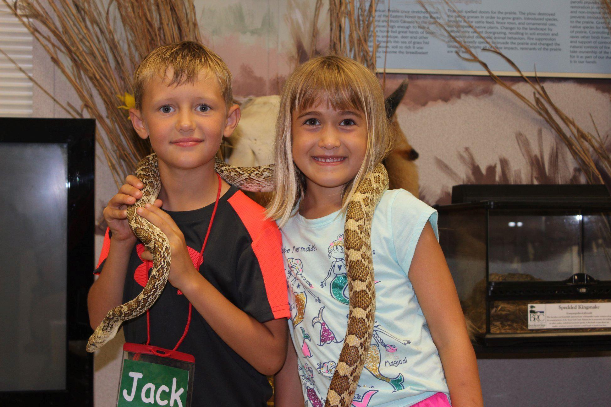 Nature Center Programs!