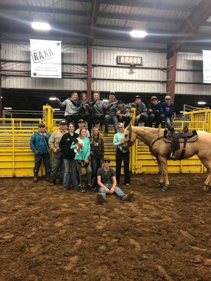 Region 7 - Texas High School Rodeo Association