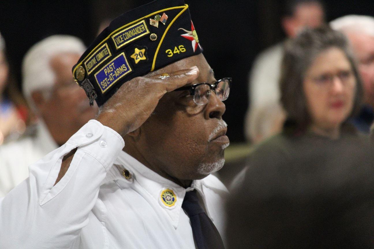 Drive Through Veterans Appreciation Meal
