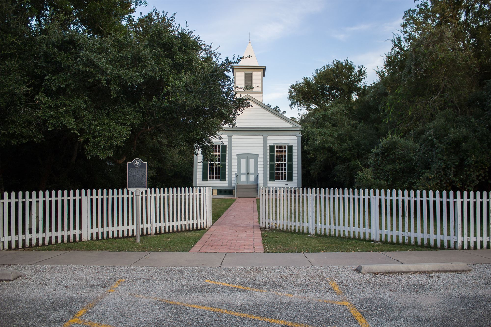 Historic Texana Church