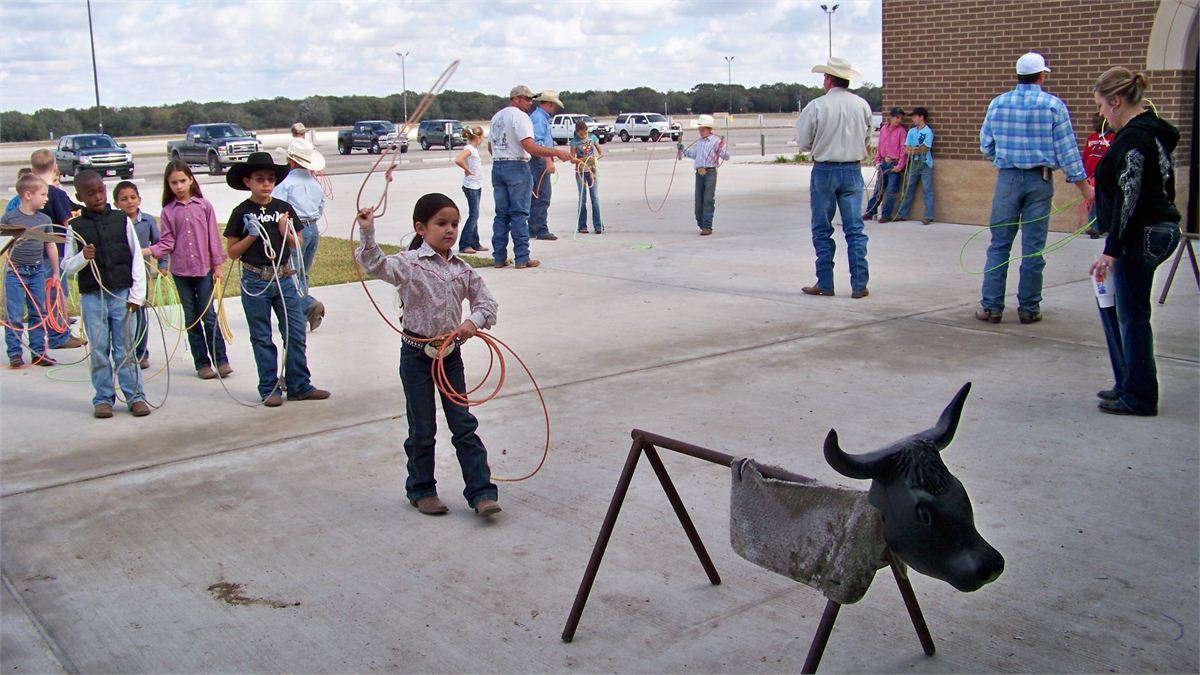 API Oilman's Invitational Team Roping and BBQ Cook-Off