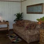 Brackenridge Cabin Living Room