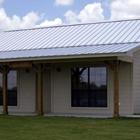 Brackenridge Cabin Front