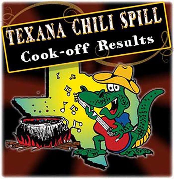 Texana Chili Spill