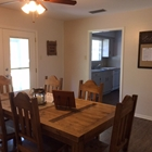 Texana Cabin Dining Room
