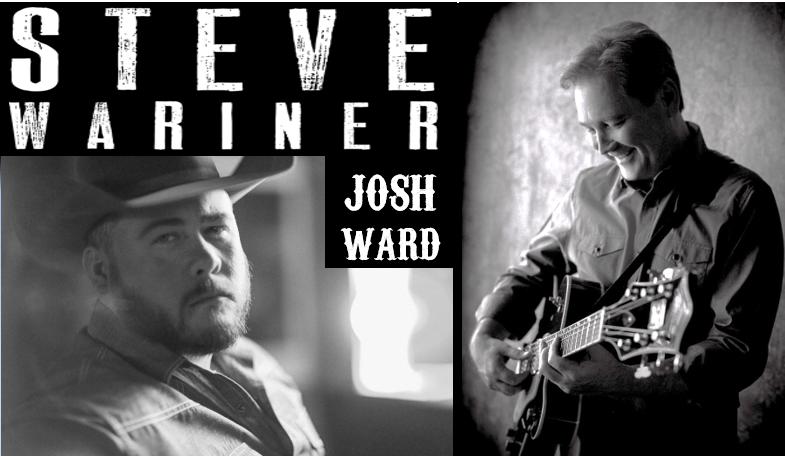 Steve Wariner and Josh Ward