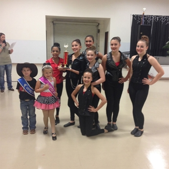 "2014 2nd Place Junior Dance Group ""Goodnight Saigon"" from Barbie Rhodes Dance Studio"