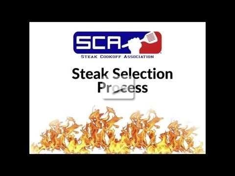 Steak Selection Process Video