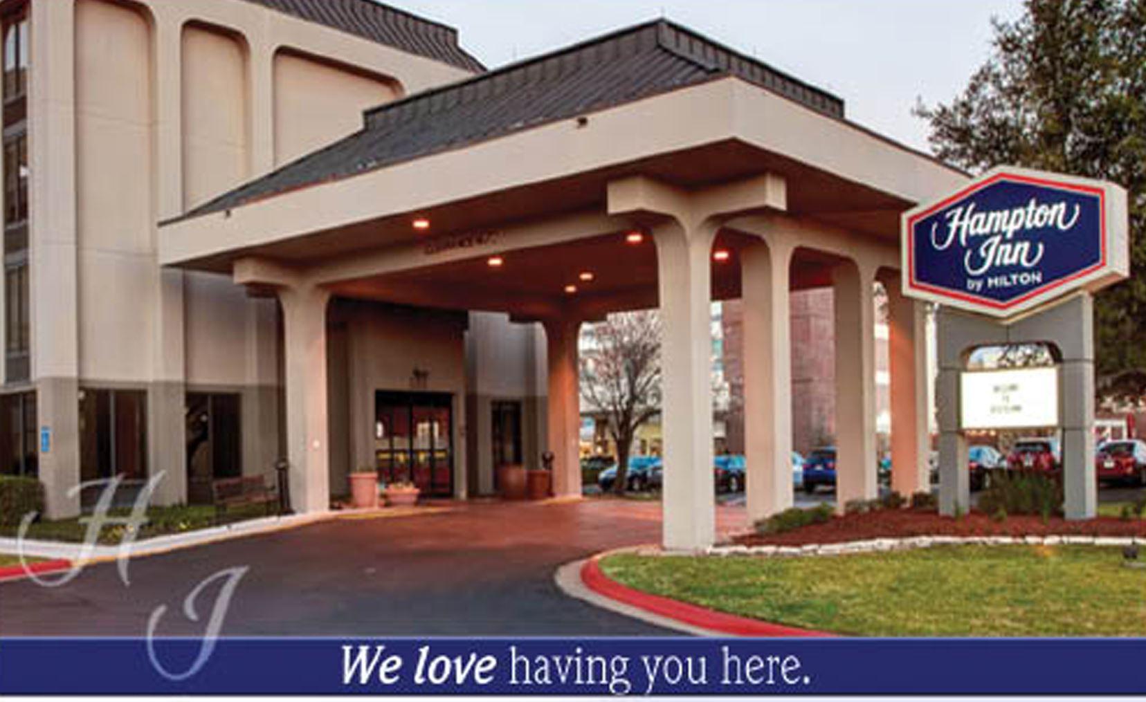 Hampton Inn Hotel