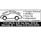 Dales Service Inc.
