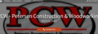 PCW - Petersen Construction & Woodworking