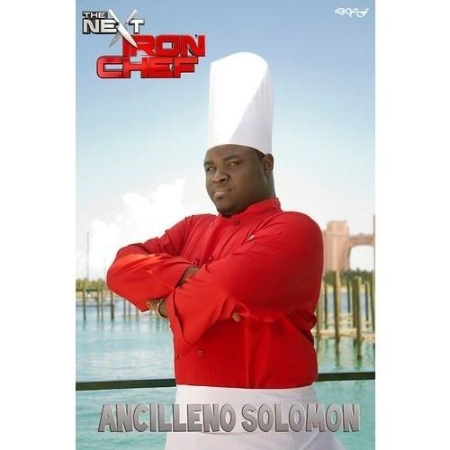 Chef Ancilleno Solomon