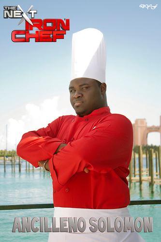 Chef Ancilleno Solomon