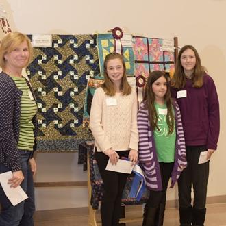 2018 Junior Quilt Contest Winners