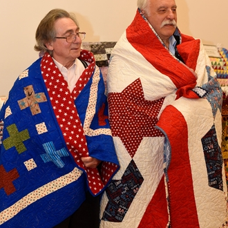 2019 Quilt of Valor Recipients