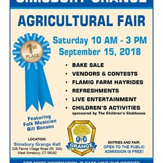 Simsbury Grange Agricultural Fair
