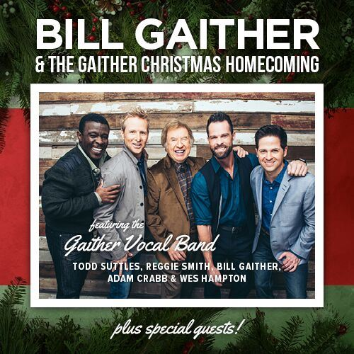 Christmas Homecoming.Bill Gaither The Gaither Christmas Homecoming