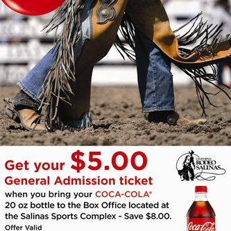 THE CALIFORNIA RODEO OFFERS AFFORDABLE FAMILY FUN