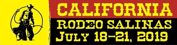 2019 Rodeo Bumper Sticker