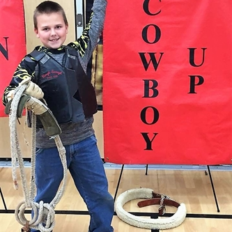 RODEO EDUCATION AND CHARACTER PROGRAM IN SALINAS THIS WEEK