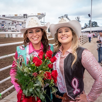 THE 109th CALIFORNIA RODEO SALINAS KICKED OFF WITH PINK NIGHT AND INCREASED ATTENDANCE