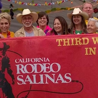 CALIFORNIA RODEO'S RELAY FOR LIFE TEAM IS READY TO WALK